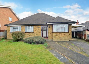 Thumbnail 4 bed detached bungalow for sale in Balmoral Road, Worcester Park