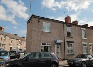 Thumbnail 1 bed end terrace house for sale in Selbourne Terrace, Darlington