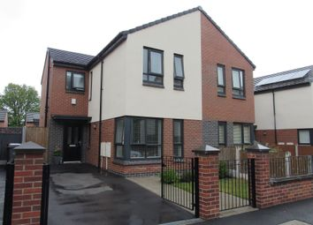 Thumbnail 2 bed semi-detached house for sale in Heartwood Road, Manchester