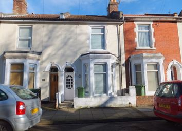 Thumbnail 4 bed terraced house to rent in Fraser Road, Southsea