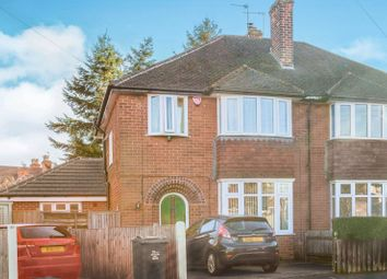 Thumbnail 3 bed semi-detached house to rent in Mayfield Drive, Loughborough
