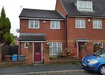 Thumbnail 3 bed town house to rent in Whitebrook Road, Fallowfield