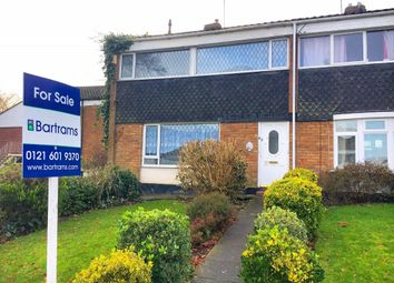 Thumbnail 3 bedroom end terrace house for sale in Broadfield Close, West Bromwich, West Midlands