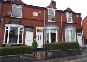 Thumbnail 2 bed terraced house for sale in Wolverhampton Road, Cannock, Staffordshire