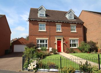 Thumbnail 5 bed detached house for sale in The Osiers, Mountsorrel, Loughborough