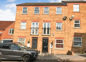 Thumbnail 3 bed terraced house for sale in Buttermere Court, Mansfield Woodhouse, Mansfield