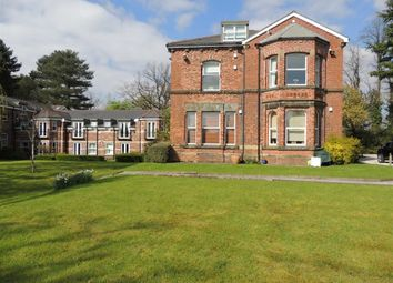 Thumbnail 2 bedroom flat for sale in Torkington Road, Hazel Grove, Stockport