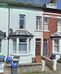 Thumbnail 1 bedroom flat to rent in Lowrey Terrace, Blackpool