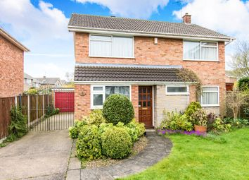 Thumbnail 4 bed detached house for sale in Rathmines Close, Nottingham