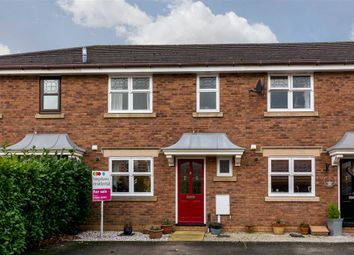 Thumbnail 3 bed town house for sale in Oakden Close, Bramshall, Uttoxeter