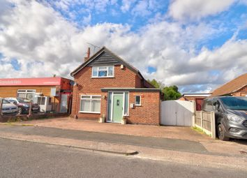 Thumbnail 3 bed detached house for sale in Shelton Drive, Shelton Lock, Derby