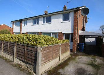 Thumbnail 3 bed semi-detached house to rent in Back Lane, Longton, Preston