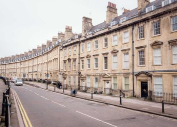 Thumbnail 1 bed flat to rent in Bladud Buildings, Bath
