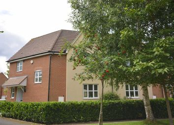 Thumbnail 3 bed semi-detached house for sale in Scholars Walk, Quedgeley, Gloucester