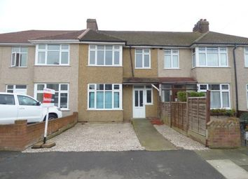 Thumbnail 2 bedroom terraced house for sale in Rothbury Avenue, Rainham