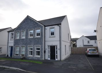 Thumbnail 3 bedroom semi-detached house for sale in 22 Heslips Court, Newry
