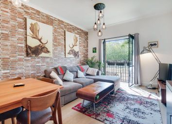 Thumbnail 1 bedroom flat for sale in Burrells Wharf Square, London