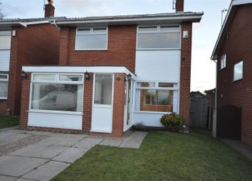 Thumbnail 3 bed detached house to rent in Greenfields Close, Little Neston, Neston