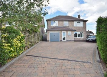 Thumbnail 4 bed detached house for sale in South View Gardens, Ravenshead, Nottingham