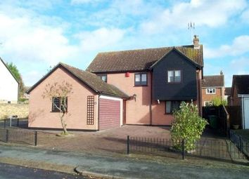 Thumbnail 4 bed detached house to rent in Mercer Road, Billericay