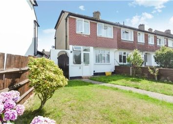 Thumbnail 3 bed end terrace house to rent in Warren Drive South, Tolworth, Surbiton