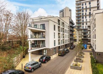 Thumbnail 2 bed flat for sale in Bradfield Close, Woking, Surrey