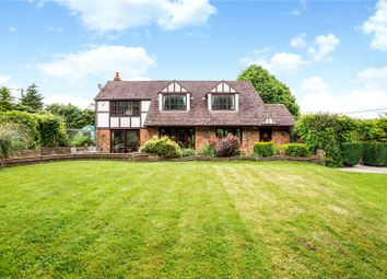 Thumbnail 4 bedroom detached house for sale in Knowl Hill, Kingsclere, Newbury, Hampshire