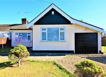 Thumbnail 3 bed semi-detached bungalow for sale in Cleveland Road, Canvey Island, Essex