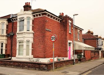 Thumbnail 3 bed end terrace house for sale in Stubbington Avenue, Portsmouth