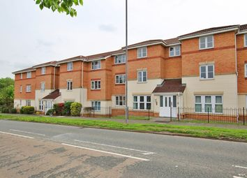 Thumbnail 2 bed flat for sale in Newton Road, St Helens