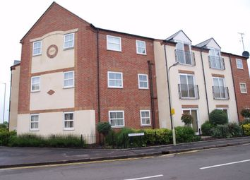 Thumbnail 2 bed flat to rent in 10 Finings Court, Burton-On-Trent, Staffordshire