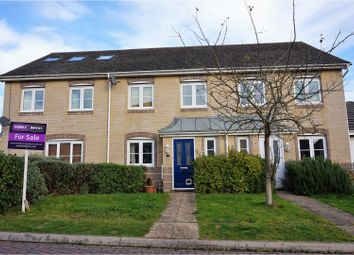 Thumbnail 2 bed terraced house for sale in Chippenham Close, Basingstoke