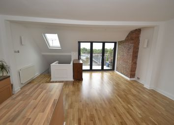 Thumbnail 3 bed flat to rent in Quernmore Road, London