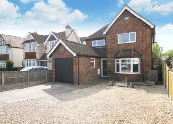 Thumbnail 3 bed detached house for sale in Herne Common, Canterbury Road, Herne Bay