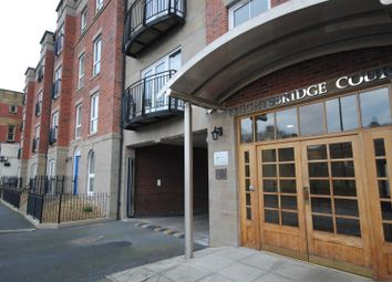 Thumbnail 1 bedroom flat for sale in Knightsbridge Court, Palmyra Square North, Warrington