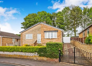 Thumbnail 2 bed detached bungalow for sale in Springvale Rise, Hemsworth, Pontefract