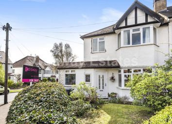 Hillside Grove, London NW7. 4 bed semi-detached house for sale