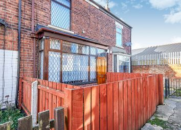 2 bed terraced house for sale in Whittington Villas, Rosmead Street, Hull HU9