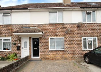 Thumbnail 2 bed terraced house for sale in Conbar Avenue, Rustington, Littlehampton