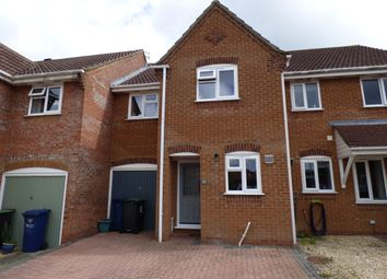 Thumbnail 3 bed terraced house for sale in Cloverfields, Gillingham