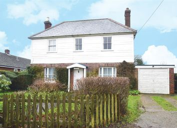 Thumbnail 4 bed detached house for sale in The Street, Bossingham, Canterbury, Kent