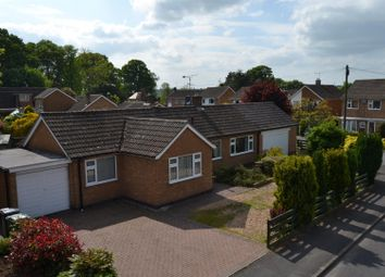 Thumbnail 3 bed detached bungalow for sale in Bleakmoor Close, Rearsby, Leicestershire