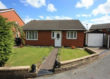 Thumbnail 2 bedroom detached bungalow for sale in Claughton Avenue, Breightmet, Bolton