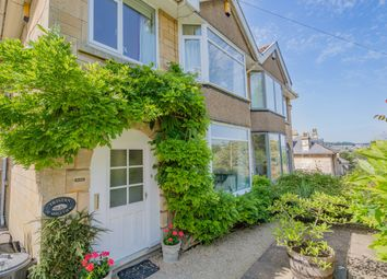 Thumbnail 2 bed semi-detached house to rent in Abbey View, Bath