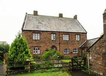 Thumbnail 5 bed detached house for sale in Burnfoot, Wigton