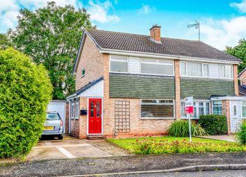 Thumbnail 3 bed semi-detached house for sale in Cherington Close, Matchborough East, Redditch