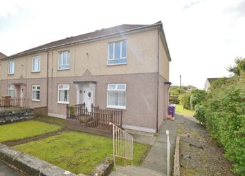 Thumbnail 2 bed flat for sale in Morrison Avenue, Stevenston, North Ayrshire