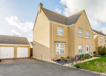 Thumbnail 4 bed detached house for sale in York Road, Chatteris