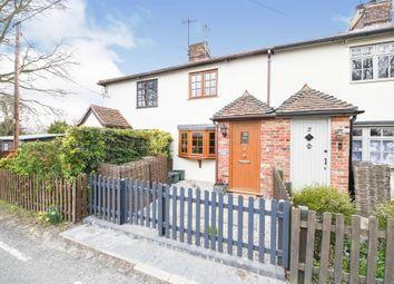 Thumbnail 2 bed terraced house for sale in Dowsett Lane, Ramsden Heath, Billericay
