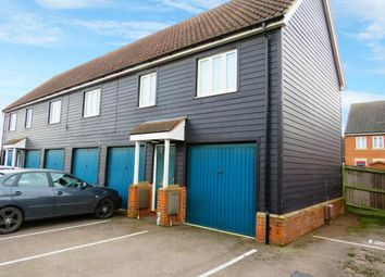 Thumbnail 2 bedroom maisonette to rent in Wellington Road, Watton, Thetford